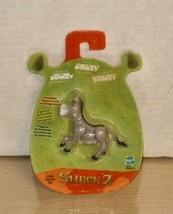 2004 Shrek2- Donkey 2in Jointed Figure - $8.90
