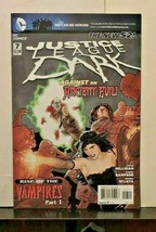 Justice League Dark #7 May 2012 - $5.23