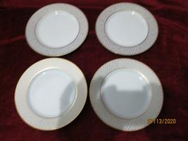 """Fitz & Floyd Dynasty   set of 4 Bread Plates 6 1/2"""" - $24.70"""