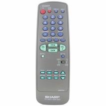 Sharp GA447SA Factory Original TV Remote 27SF560, 27SF56B, 32SF560, 32SF56B - $10.79