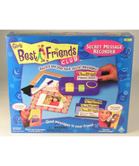 Girls Best Friends Club Secret Message Recorder by ToyMax - $12.00