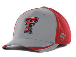 Texas Tech Red Raiders - Tow Sifter Memory Fit Ncaa Logo CAP/HAT - M/L - $20.85