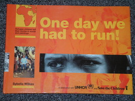 One day we had to run! Refugee children tell their story - $2.00