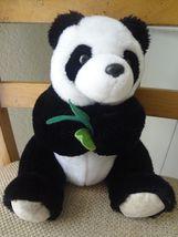 Ty Beanie Buddies Panda Bear Li Mei Eucalyptus Plush Stuffed Animal Toy ... - $25.92