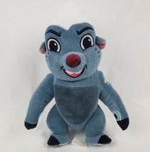 "Disney Lion Guard Bunga the Honey Badger 7"" Plush Blue Stuffed Animal Li... - $13.31"