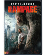 Rampage DVD 2018 Brand New Sealed - $4.50