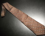 Tie hart schaffner marx stripes browns golds flower buds 04 thumb155 crop