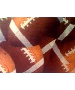 New FOOTBALL Window Curtain Valance Limited supply - $12.99