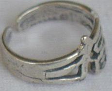 Hod toe ring