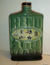 Reno, Centennial Series Beam bottle, 1968-69 - $12.50