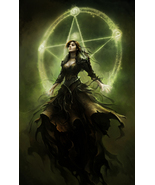 Direct Binding Morgan Le Fay Fantom Queen of Witches - $277.77