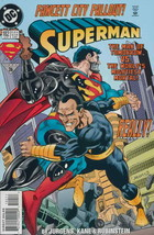 Superman (2nd Series) #102 VF/NM; DC | save on shipping - details inside - $1.00