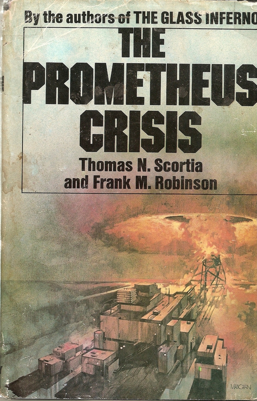 The Prometheus Crisis by Scortia, Thomas N.; Robinson, Frank
