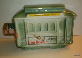San Francisco Cable car Beam bottle, 1968-69 - $15.00