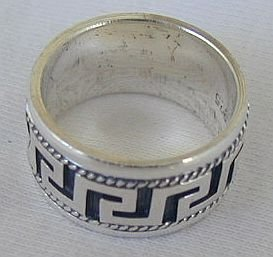 Greek C15  ring
