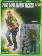 Dwight Lucille Patrol Sniper Bloody Figure Walking Dead Megabox Exclusiv... - $35.59