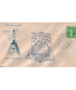 MARTYRDOM OF DR. JOSE RIZAL 52th Anniv 1948 FDC - €1,73 EUR
