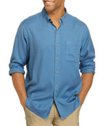Tommy Bahama Men's Long Sleeve Button Front Shirt XS - $85.13