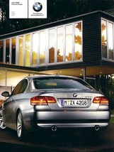 2007 BMW 3-SERIES Coupe brochure catalog US 07 328i xi 335i - $8.00
