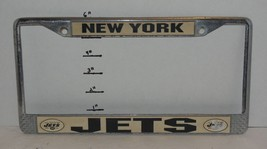 NFL Football New York Jets Licence Plate Frame - $23.38