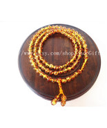 Free Shipping -   Baltic Amber   Amber 108 beads meditation yoga 108 Pra... - $23.99