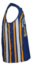 Larry Cannon #33 Indiana Basketball Jersey Sewn Blue Any Size image 3