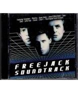 FREEJACK VARIOUS SOUNDTRACK  CD NEW RARE - $4.95