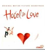 HOTEL DE LOVE SOUNDTRACK VARIOUS CD  RARE - $6.95