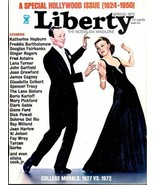 LIBERTY THE NOSTALGIA MAGAZINE NO 04 SPRING 1972 VF RAR - $4.95