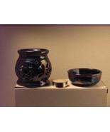 Blue Ceramic Pentacle Oil Diffuser - $19.00