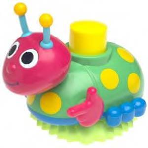 """HASBRO Talking Musical """" Spin The Beetle"""" 2 in 1 Game"""