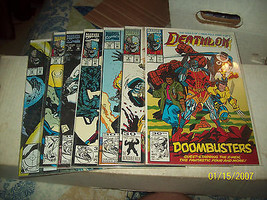 Deathlok #5, 9, 10, 11, 16, 18, 19,  - $13.50