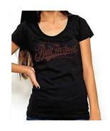 Donna Lucky 13 Veloce Built per Tattoo Punk Girocollo Camicia S M L XL XXL - $22.98