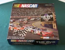 NASCAR DVD Board Game By NASCAR Images 2005 Complete VGC - $11.00