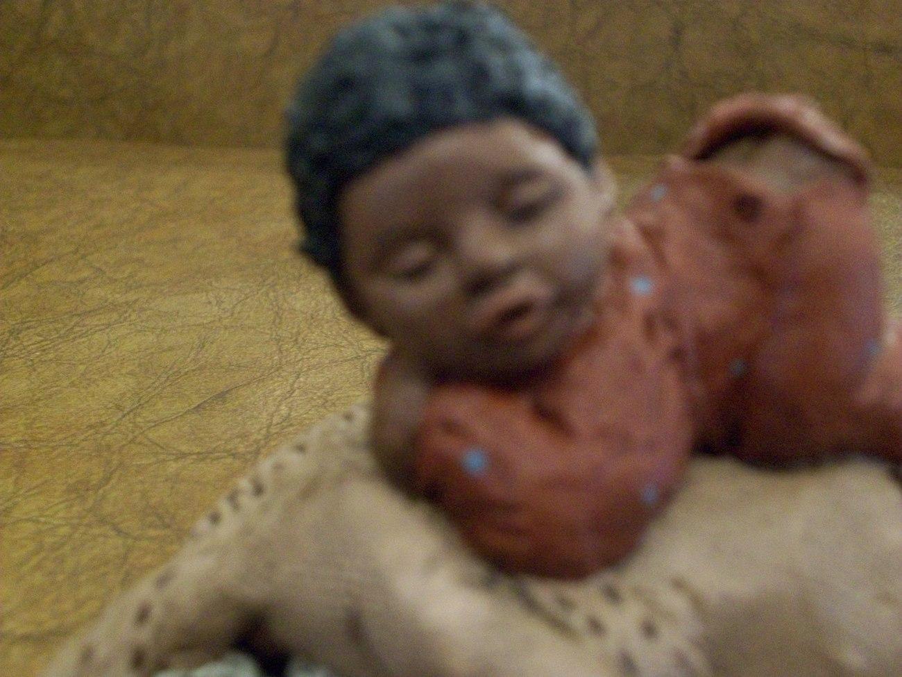 All God's Children - Boone - Item #1510, New in Box w/COA