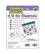 In The Classroom ESL Bingo Game Kit  - $11.99