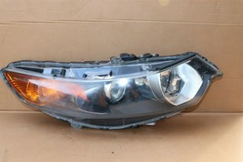 09-14 Acura TSX HID Xenon Headlight Head Light Passenger Right RH image 1