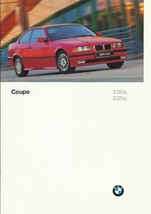 1997 BMW 3-SERIES Coupe brochure catalog US 97 318is 328is - $8.00