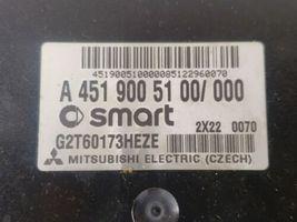Mercedes Smart Fortwo TCM ECM transmission Control Module A-4519005100/000 image 3