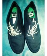 Macbeth Vegan Product Men Canvas Skate shoes black size 9 Free Shipping - $21.78