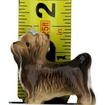 Hagen Renaker Dog Yorkshire Terrier Ceramic Figurine image 2