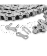 41 Roller Chain For Sprocket 100 Feet With 2 Connecting Links Drive Chain - $79.19
