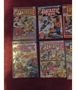 FANTASTIC FOUR   117  141  140 137  125 124 138 151 147   9  Comic Lot - $49.49