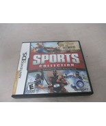 Sports Collection (Nintendo DS, 2010) Complete w/ Booklet - $12.99