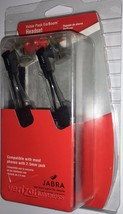 Lot of 45 Genuine Jabra Verizon Value Pack Ear Boom Headset 2.5mm Jack; ... - $219.71