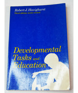 1974 Book Developmental Tasks and Education Havighurst Infancy Childhood - $18.99