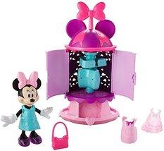 Fisher-Price Disney Minnie Mouse Minnie's Turnstyler Fashion Closet Playset - $44.43