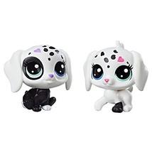 Littlest Pet Shop Black & White Puppy BFFs - $8.91
