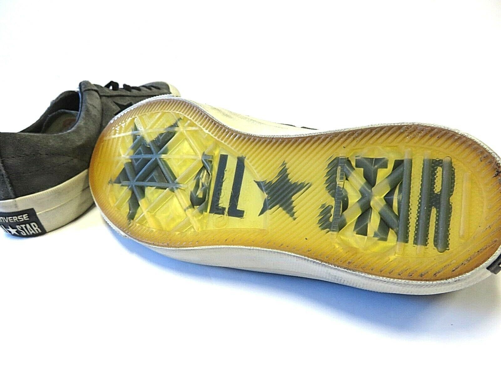 NEW Converse x John Varvatos Grey Star Shoes Size Men's 5.5 Women's 7.5 Low Top image 8