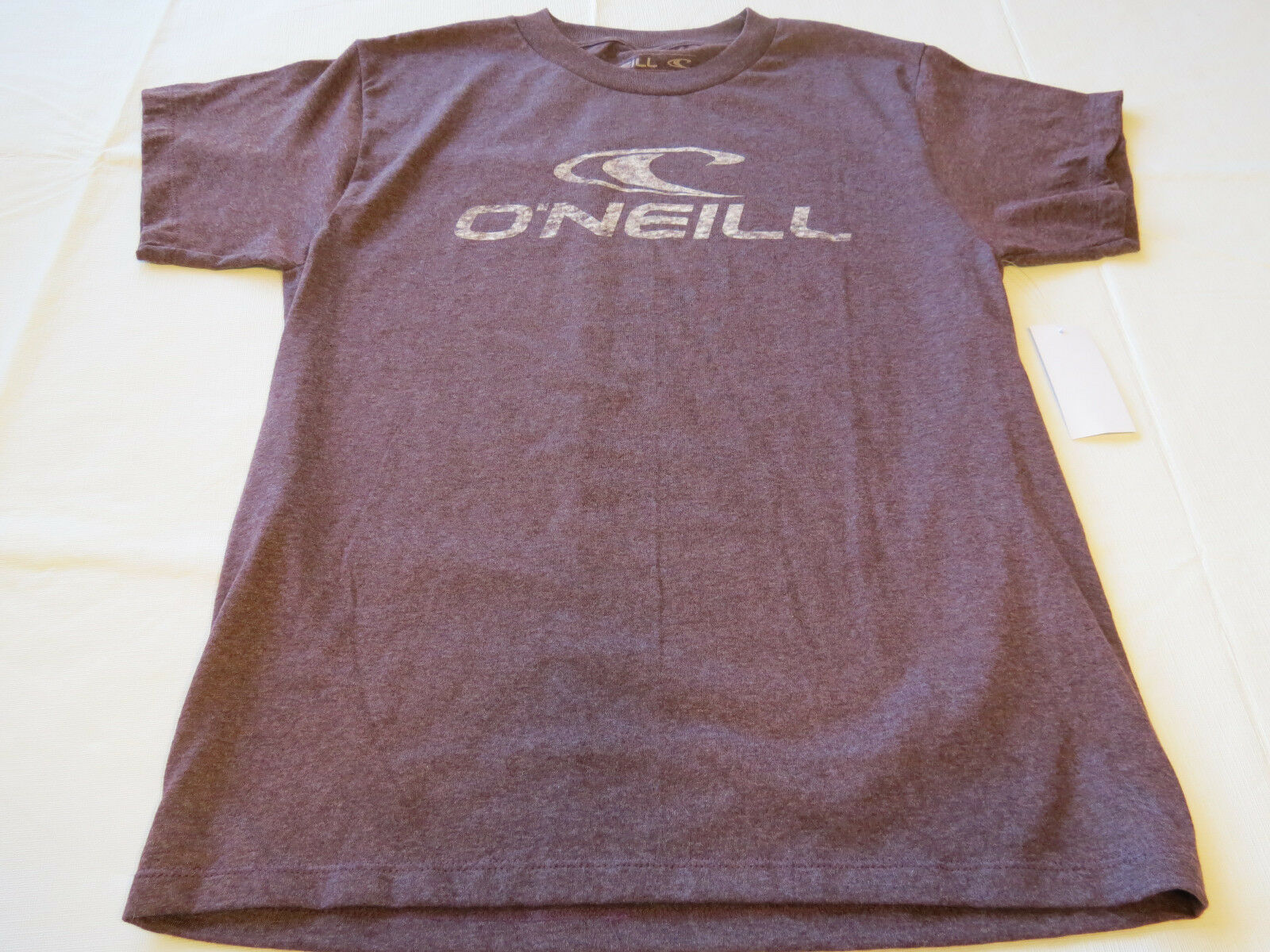 Boys youth O'Neill surf skate XL Supreme T shirt Youth TEE PLM plum SP6218305